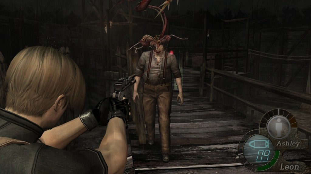 Resident Evil 4 (Switch) Review - Just Push Start