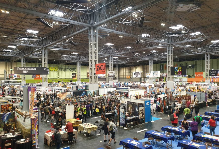 UKGE 2019: Best Games Of The Convention