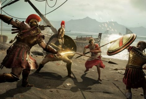 Assassin's Creed Odyssey 'Story Creator Mode' now in open beta