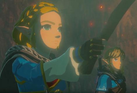 Legend of Zelda: Breath of the Wild sequel is currently in development