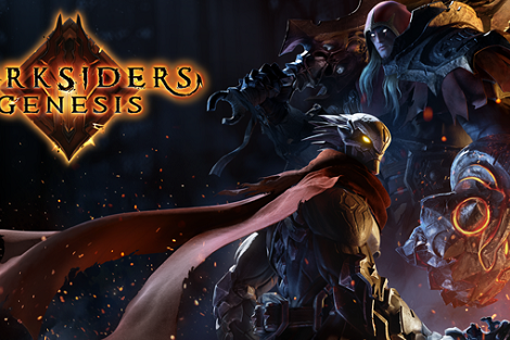 Darksiders Genesis announced for PS4, Xbox One, PC, and Switch