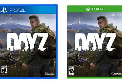 DayZ for PS4 and Xbox One getting a physical edition in 2019