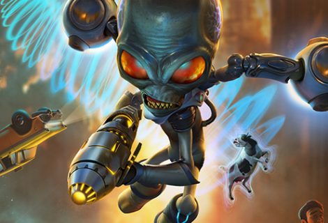 Destroy All Humans! First Gameplay Video From E3