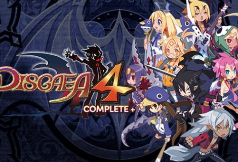 Disgaea 4 Complete+ announced Switch and PS4