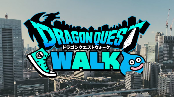 Dragon Quest Walk announced for mobile devices