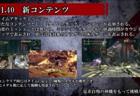 God Eater 3 version 1.40 launches tomorrow; second season of free updates detailed