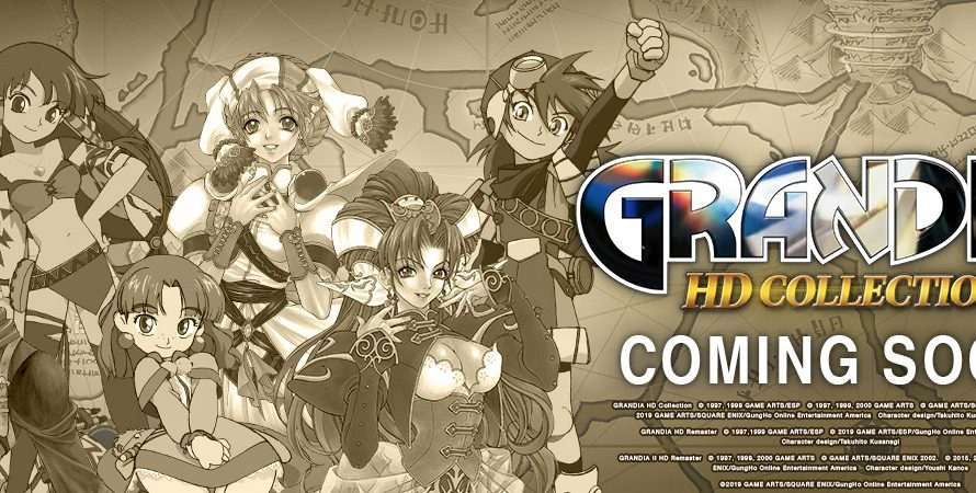 Grandia HD Collection coming to Switch soon; Expect more information next week during E3 2019