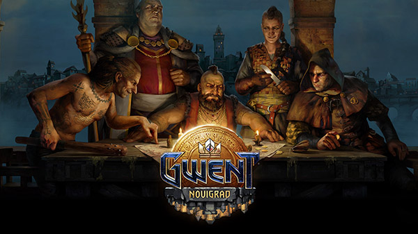 GWENT: The Witcher Card 'Novigrad' expansion launches June 28
