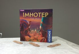 Imhotep The Duel Review - 2 Player Like An Egyptian