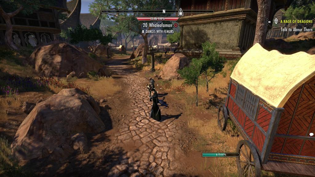The Elder Scrolls Online: Elsweyr Review - Just Push Start