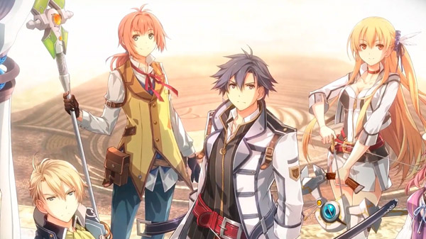 The Legend of Heroes: Trails of Cold Steel III coming to PC