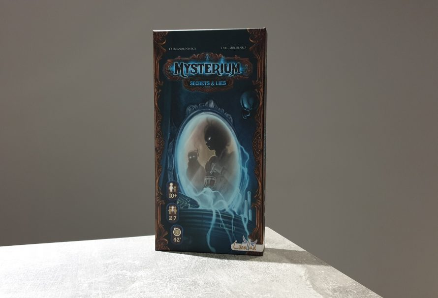 Mysterium Secrets & Lies Review – Ghosts Now Tell Stories
