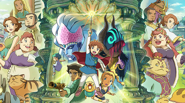 Ni no Kuni: Wrath of the White Witch Remastered officially announced; Features 4K resolution on PS4 Pro
