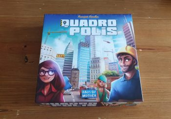 Quadropolis Review - Mayors Left To Plan