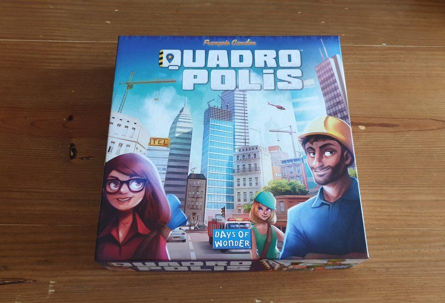 Quadropolis Review – Mayors Left To Plan