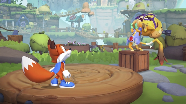 New Super Lucky's Tale  'What's New' trailer released