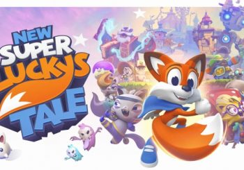 Super Lucky's Tale announced for Switch