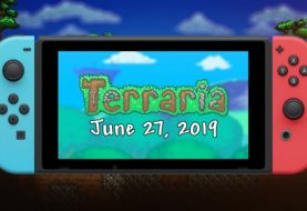 Terraria coming to Switch on June 27