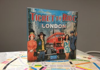 Ticket to Ride London Review - Double Decker Delight