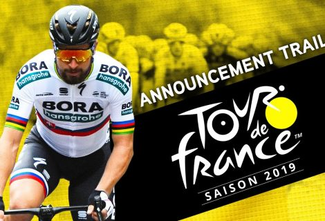 Official Tour de France 2019 Video Game Out This Month