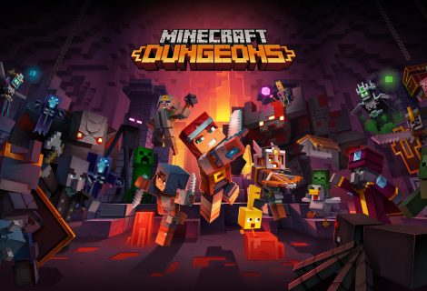 Minecraft Dungeons Releases April 2020