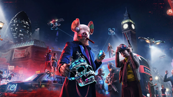 Watch Dogs: Legion launches March 6; Several editions detailed