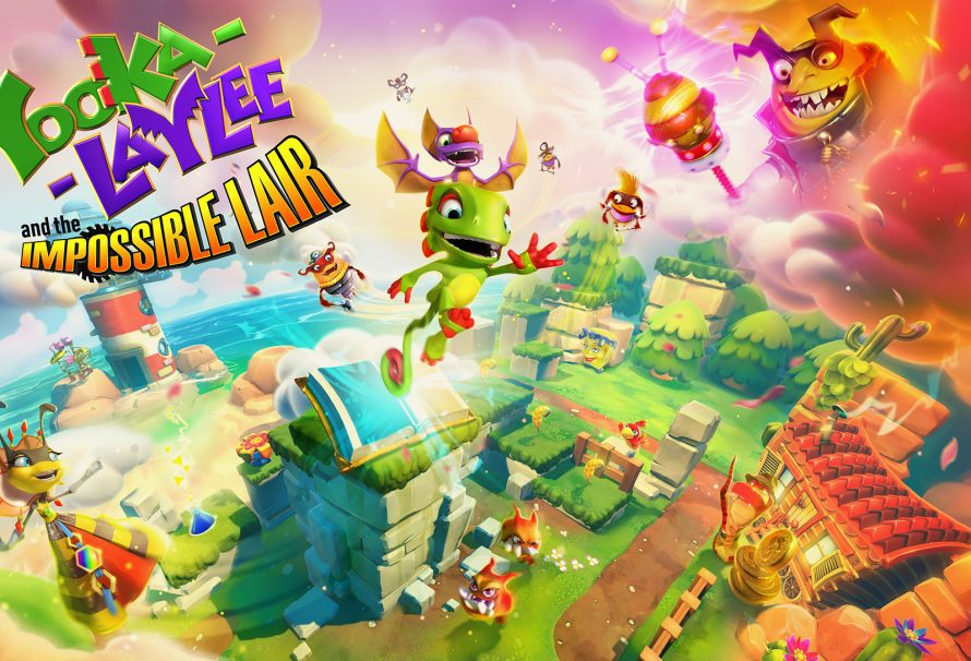 Yooka-Laylee and the Impossible Lair Announced For E3 2019