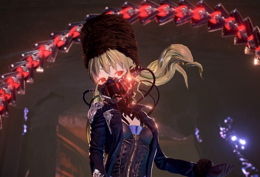 Code Vein's Latest Trailer Highlights Great Swords