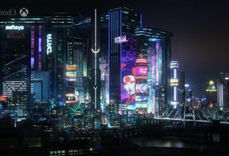 Cyberpunk 2077 Releases April 16, 2020