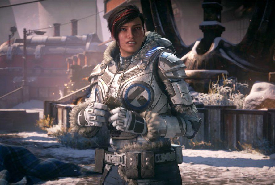 Gears 5 Releases September 10; Preorders to Get Terminator: Dark Fate Character Pack