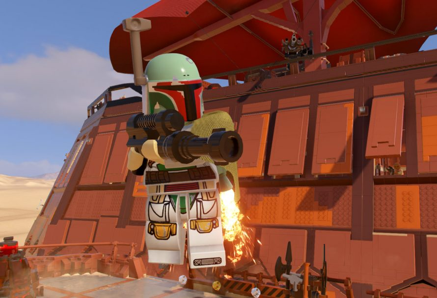 E3 2019: Lego Star Wars: The Skywalker Saga Looks to be the Best Lego Game to Date