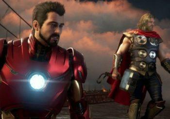 Square Enix Announces Official Marvel's Avengers Video Game