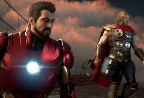 Square Enix Announces Official Marvel's Avengers Video Game