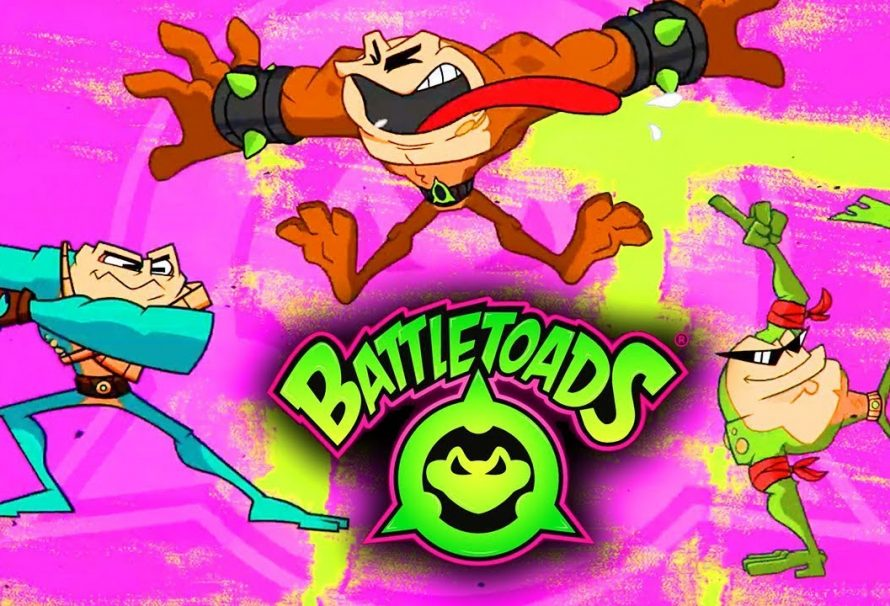 Battletoads Gameplay Revealed