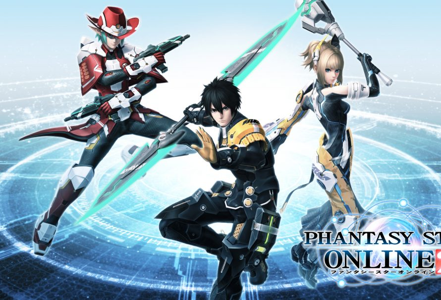 Phantasy Star Online 2 Will Finally Release in the West