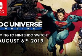 DC Universe Online for Switch Releases August 6