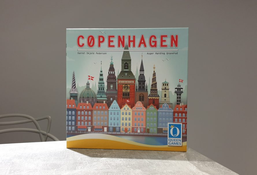 Copenhagen Review – Not Just A Facade