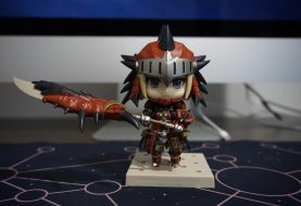 Monster Hunter World Rathalos Armor DX Nendoroid Unboxing