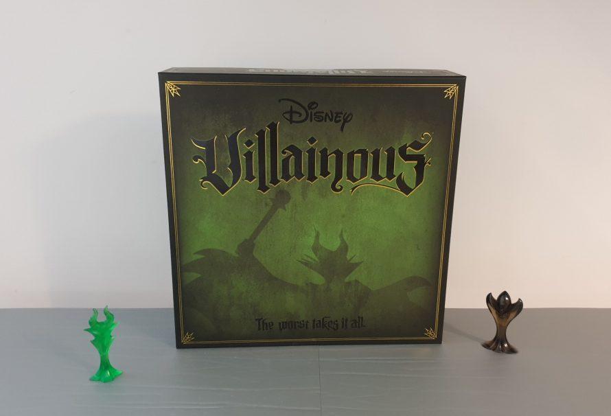 Disney Villainous Review – Being Evil Is Fun