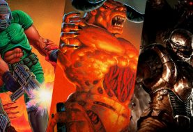 Doom, Doom II, and Doom III now available for PS4, Xbox One, and Switch