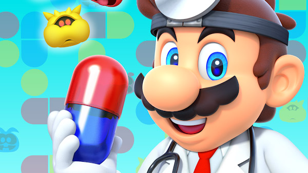 PSA: Dr. Mario World is now available for iOS and Android