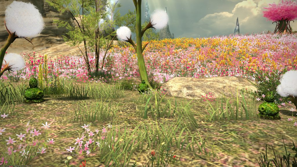 FFXIV Shadowbringers Guide - An Artist's Tale Quest - Just Push Start