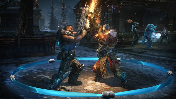 Gears 5 Versus Multiplayer Technical Test dated for this month