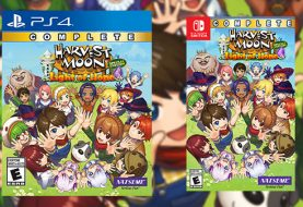 Harvest Moon: Light of Hope Special Edition Complete for launches this end of July