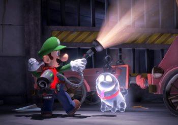 Luigi's Mansion 3 launches this Halloween