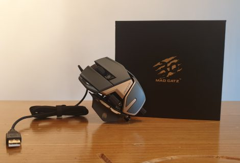 Mad Catz R.A.T. 8+ Anniversary Edition Gaming Mouse Review