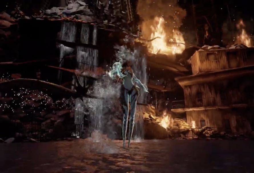 """Code Vein's Latest Trailer Shows the """"Invading Executioner"""""""