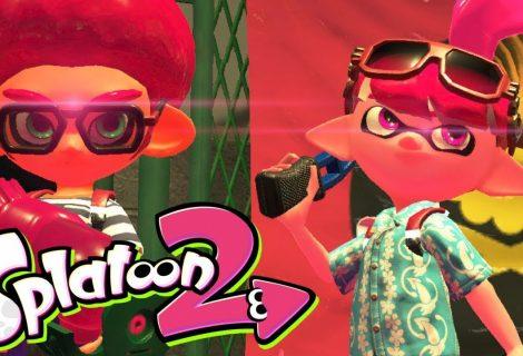 Splatoon 2 version 5.0 update now live