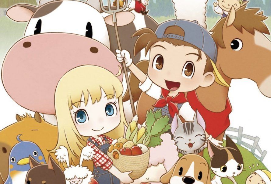 Story of Seasons: Friends of Mineral Town coming to North America