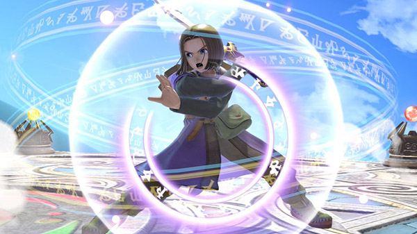 Super Smash Bros. Ultimate version 4.0 Update now live; Dragon Quest series Hero DLC now available
